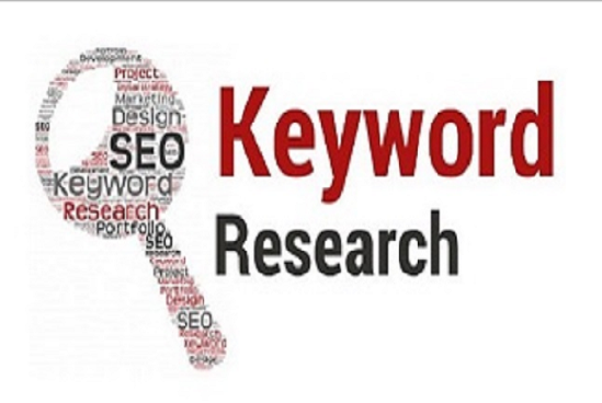 I will do in-depth keyword research and strategy