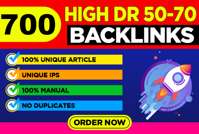 CREATE 700 MANUALLY High DA/PA/TF/CF web 2.0 PBN Backlink unique website on your HomePage