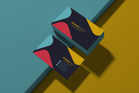 I will do fantastic business card design