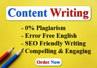 Write highly engaging SEO content for your website