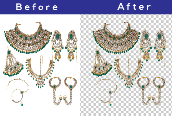 I Will Design Product Photo Editing,  Background Removal & Photo Retouching