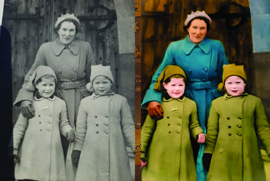 I will Restore,  Repair and Colorize your Old or Damaged Photos
