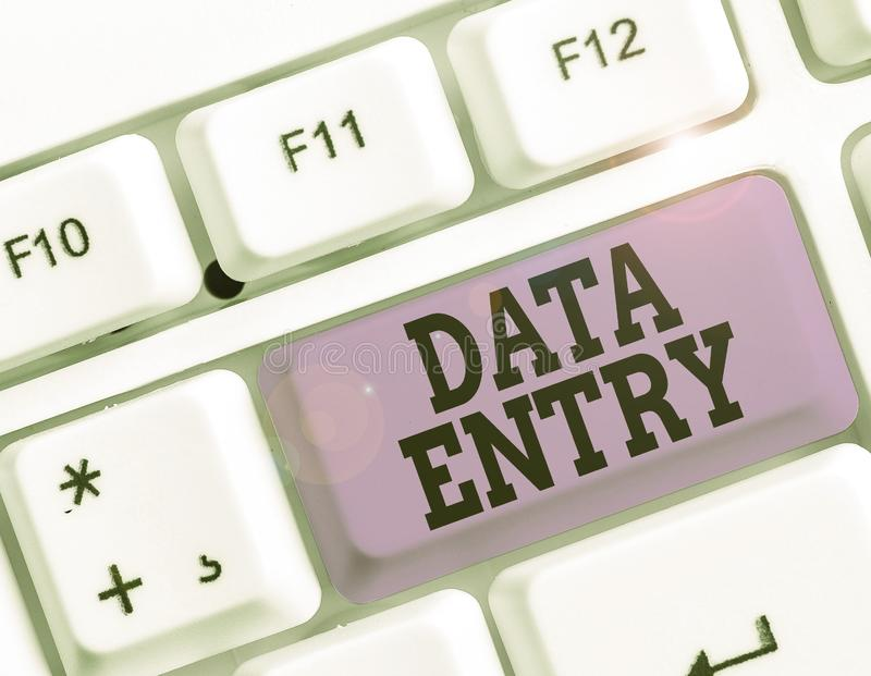 I will do data entry, copy paste, web research, data collection