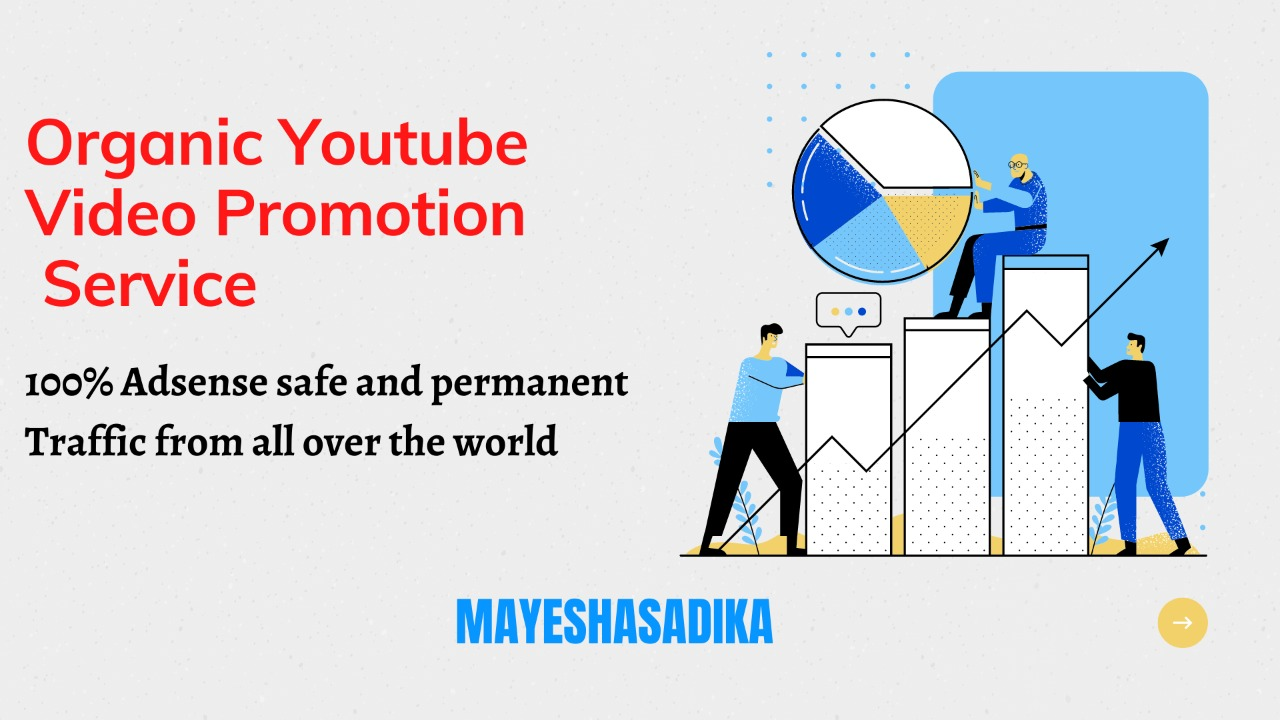 Give You More traffic To Your Youtube Video