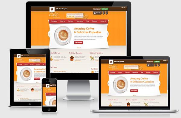 I will build responsive restaurant website in wordpress