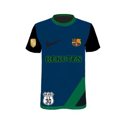 I will design standard t shirt