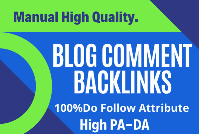 I will provide 70 unique domain blog comments seo backlinks