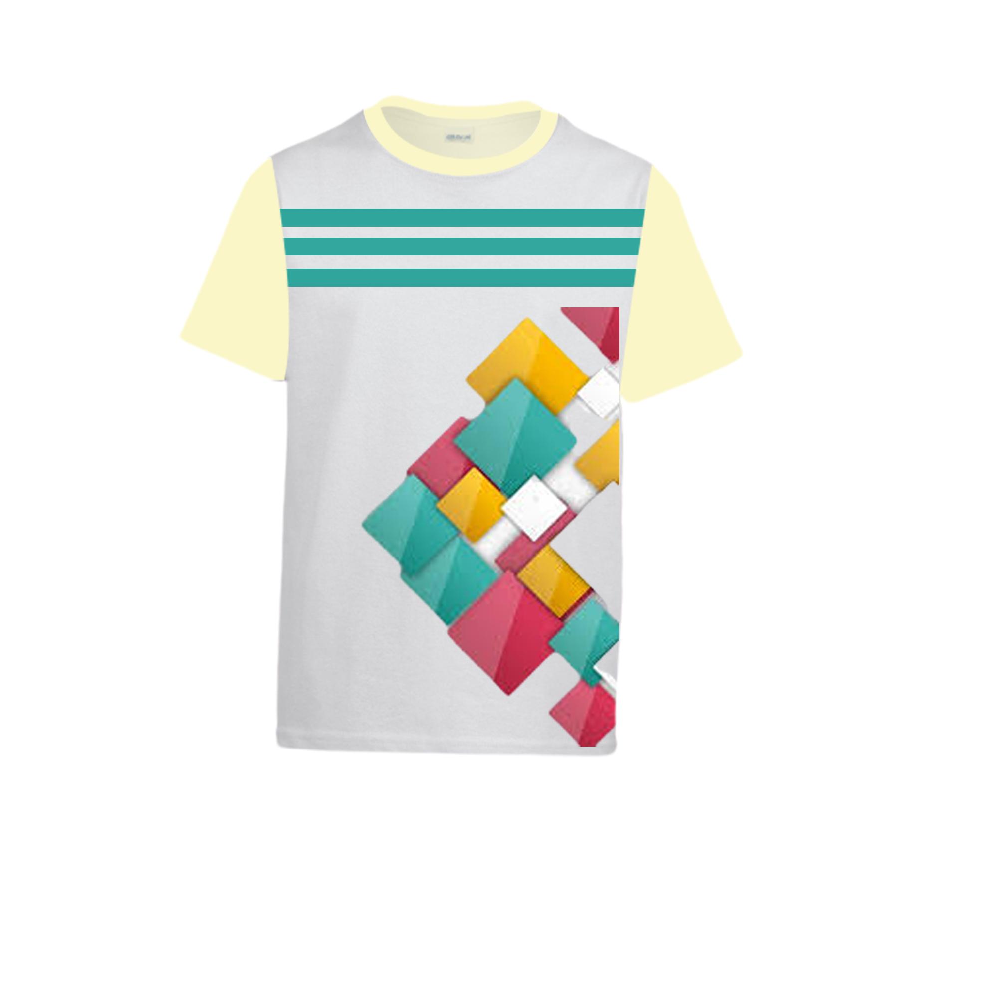 I will do minimalist typography t shirt design