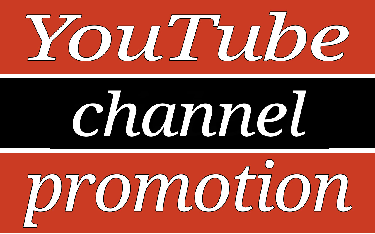 Safe YouTube Promotion via world-wide real users and fast delivery