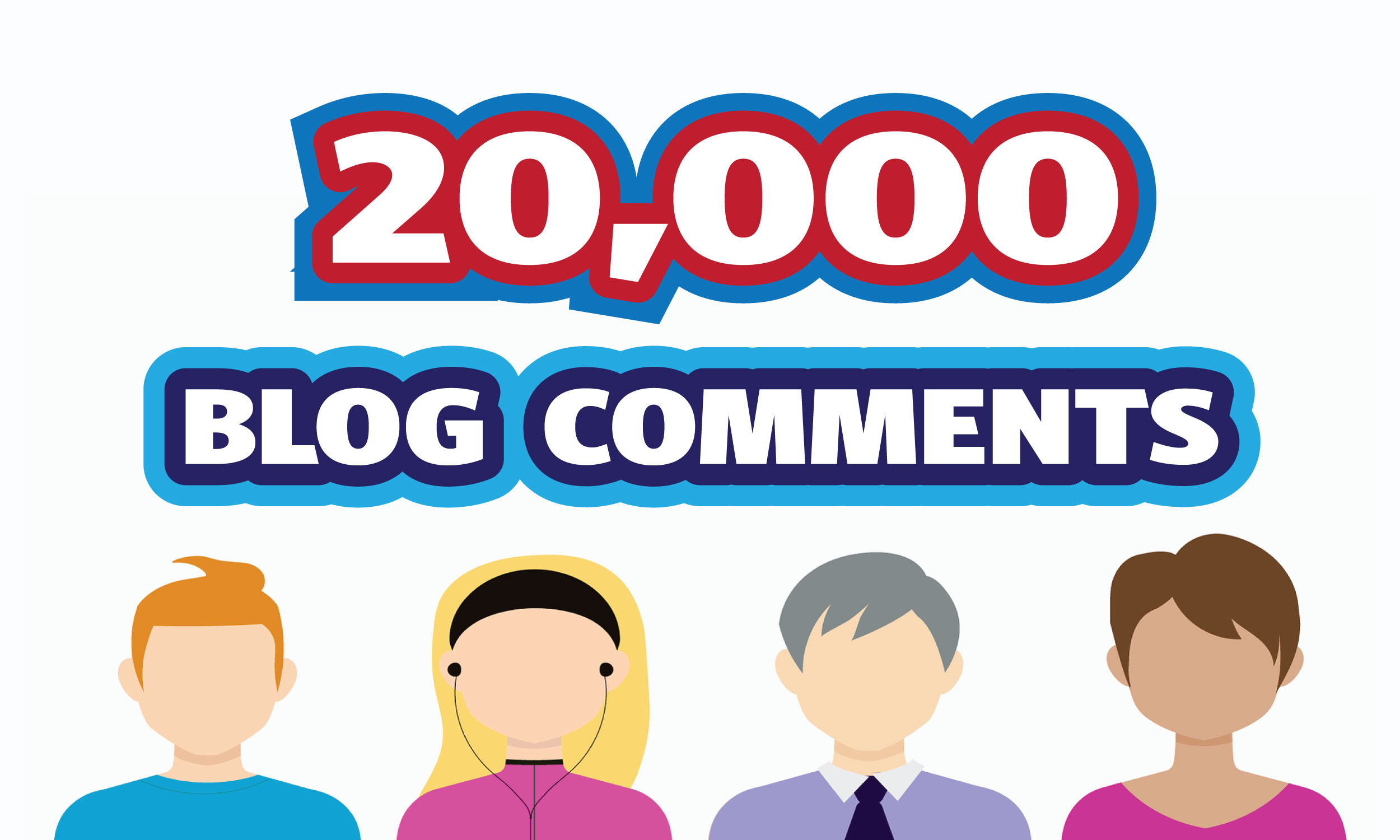 20,000 high quality Gsa Blog Comments Backlinks for Boost Ranking