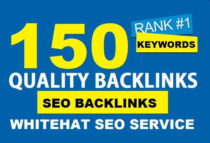 I will do 1500 SEO backlinks manual link building service for high google ranking