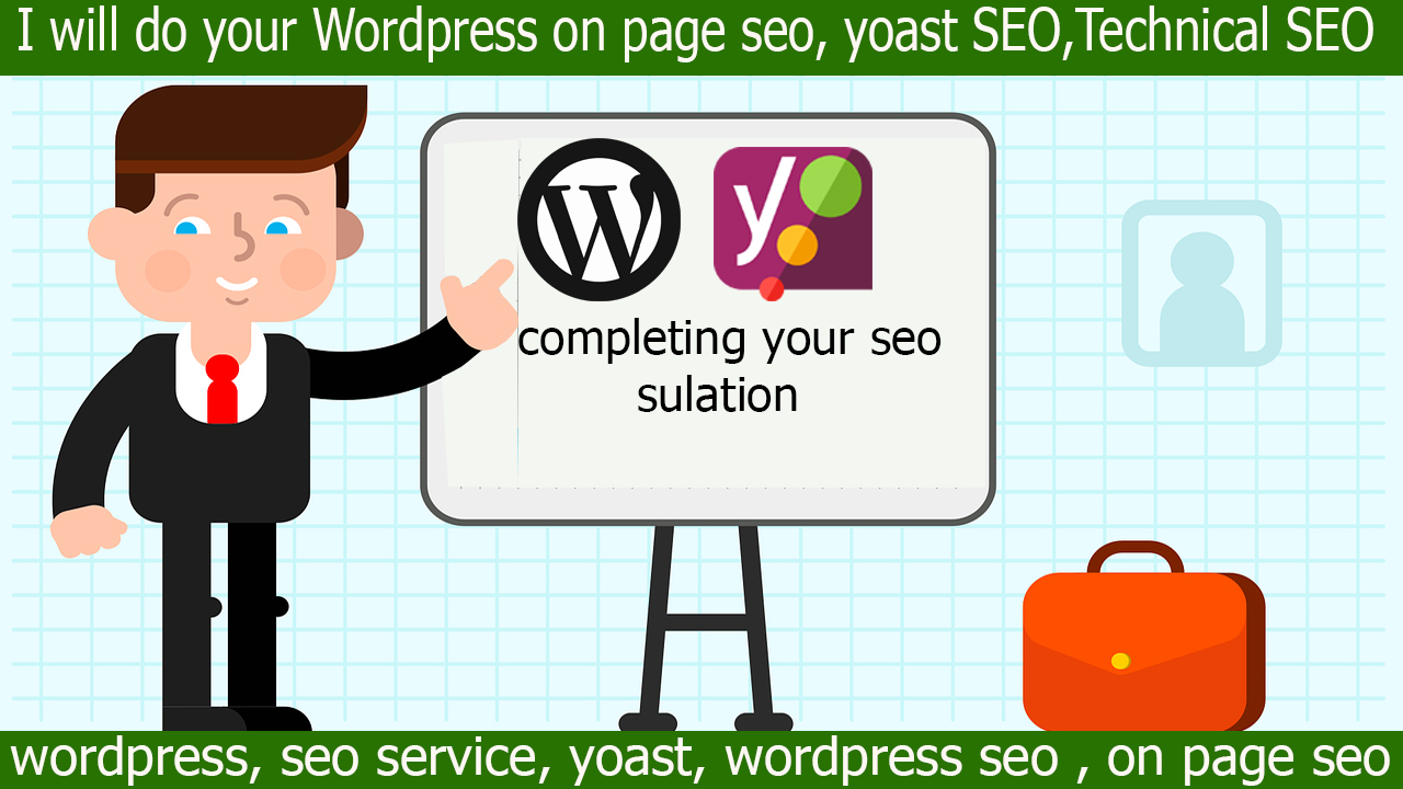 I will do your Website On page SEO help in Google Top Ranking Your Website