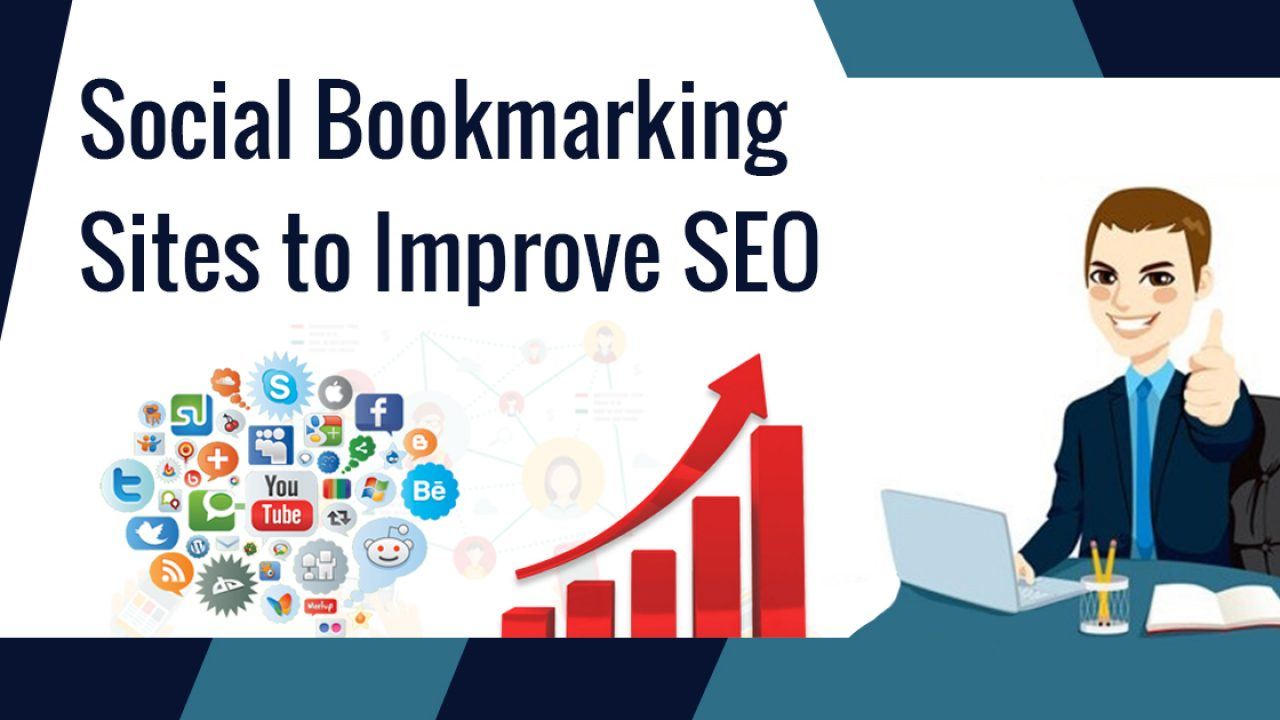 30 High Quality Social Bookmarking Backlinks for your Website.