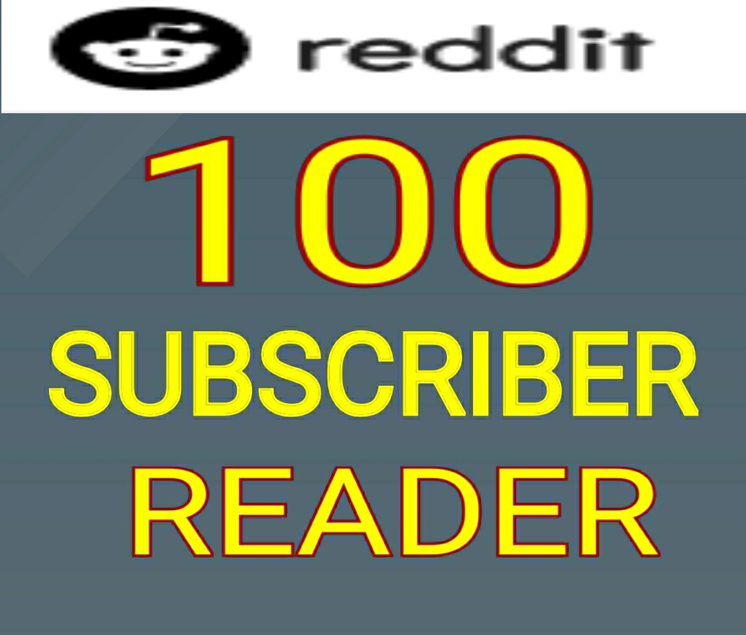 High Quality 100+Reddit Subreddit Readers