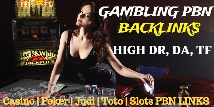 Permanent 50 Powerful Casino,  Poker,  Gambling,  Sports Niche High Quality SEO PBN Backlinks
