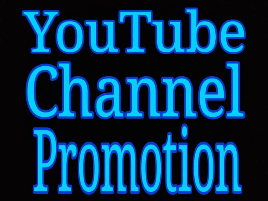 YouTube promotion via real and active users with fast delivery
