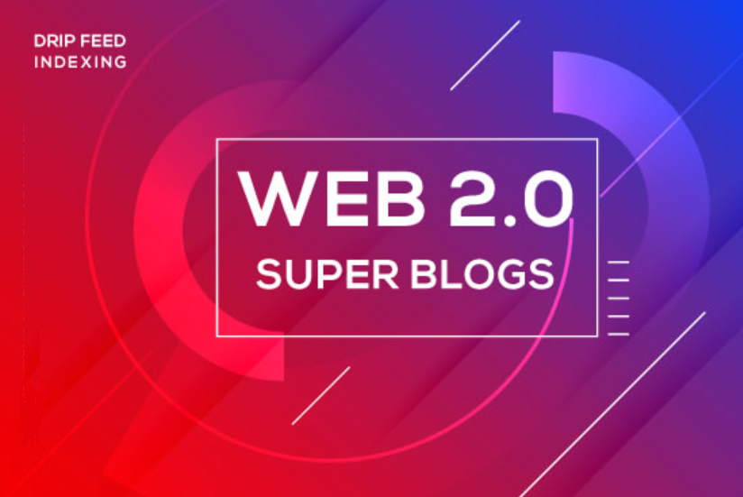 I will create 20 manually web 2.0 super blogs with login contextual backlinks with DA 70 Plus