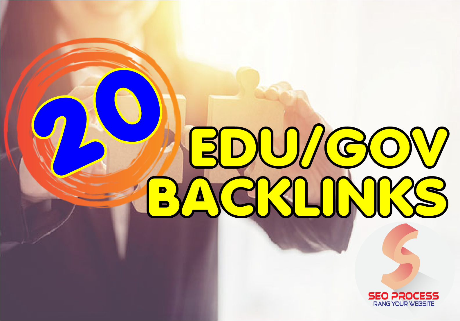 20 EDU/GOV High Authority Dofollow SEO Backlinks To Top DA 80 Premium Sites - Boost website Ranking