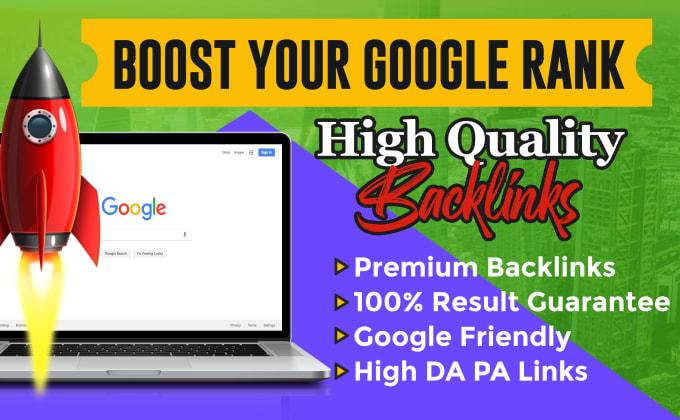 I will do boost your ranking with 25 manual high quality backlinks