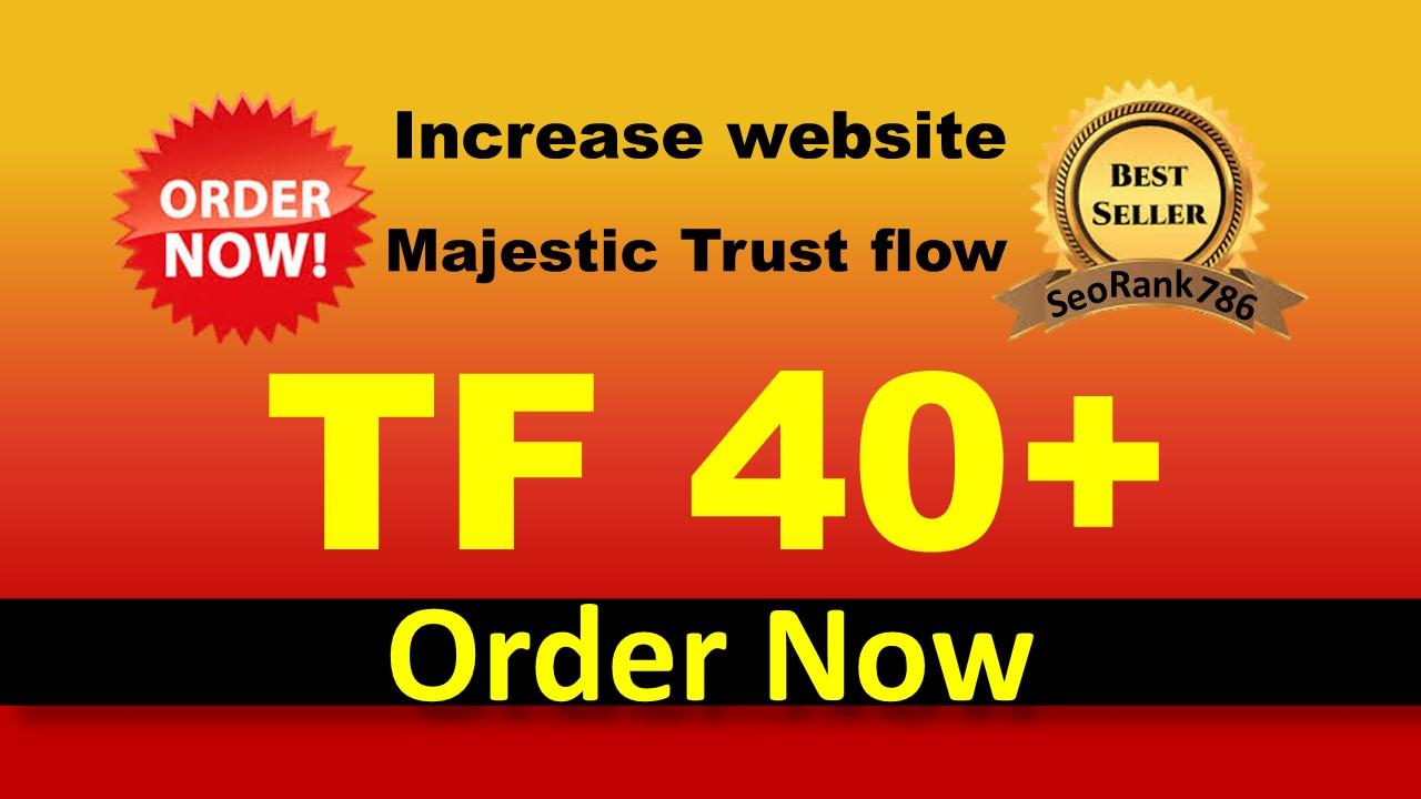 I will increase your majestic tf cf 35 guaranteed