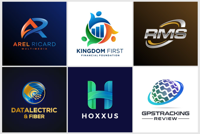 3-4 Concepts MODERN and ATTRACTIVE Logo Designs in 24hrs