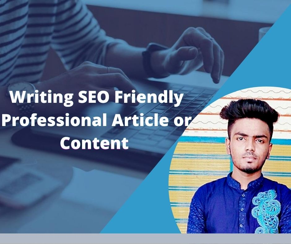 I Will Write 2000 Words Plus SEO Optimized Article or Blog Content