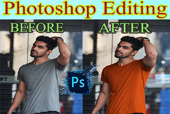 I will do photoshop editing,  background removal,  edit any photo professionally.