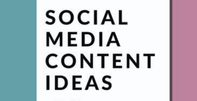 I will design new social media posts and contents for your business.