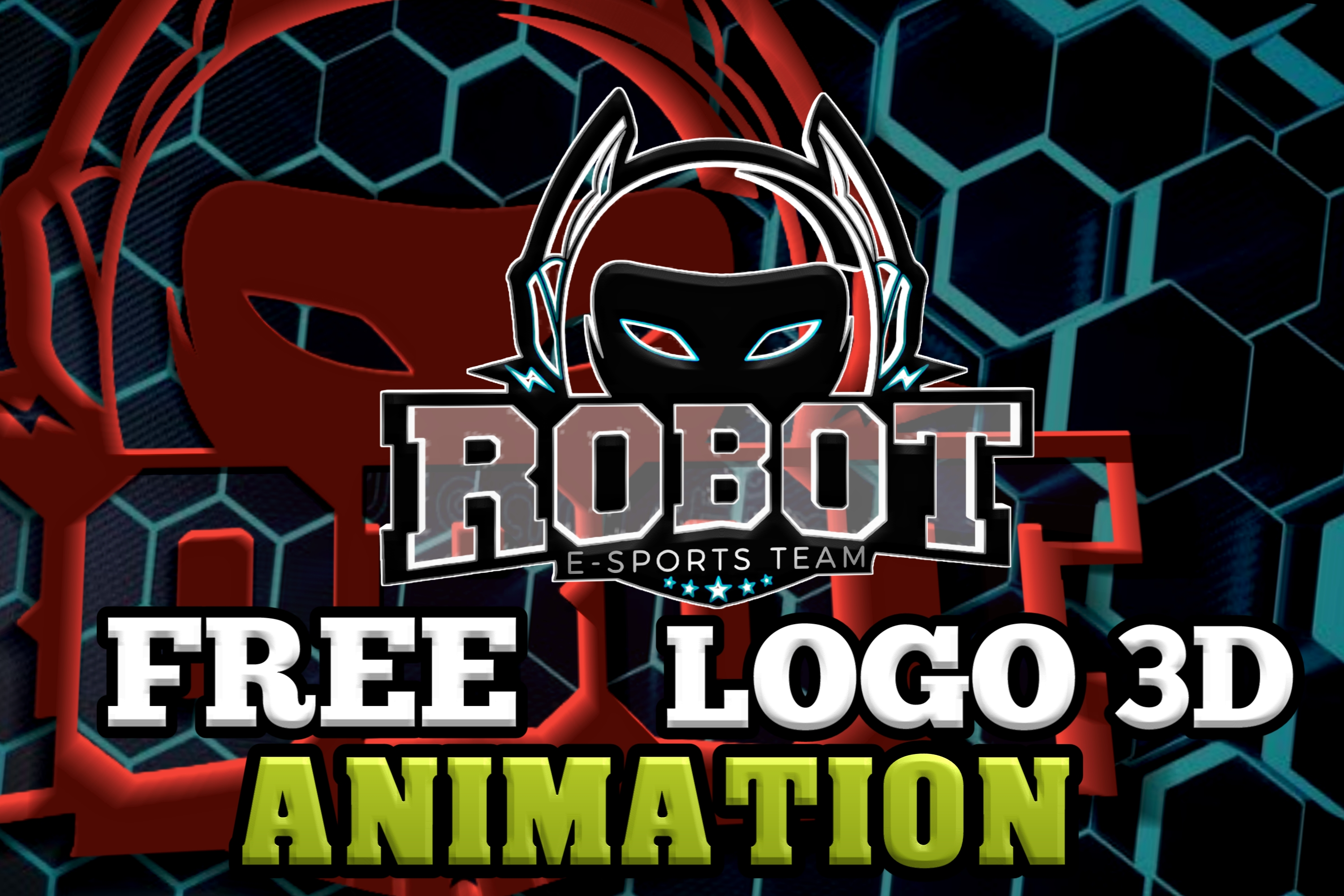 Create logo 3d within 3 hour for your business or product