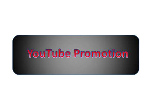 You Tube Video Promotion by Organic Ways