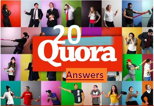 Posting H/Q 20 Quora answers with back connection.