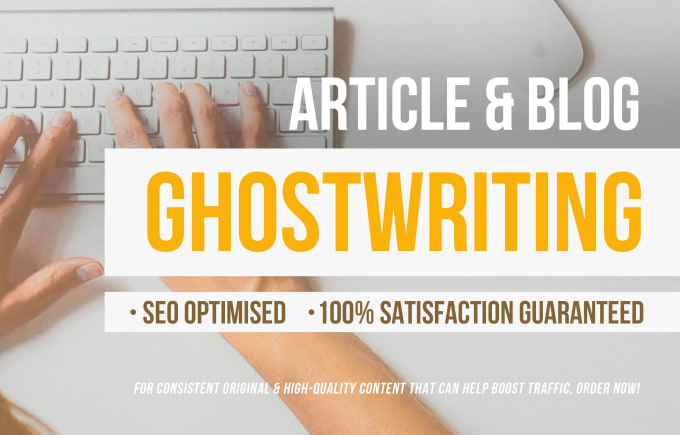 I will write 300 high quality articles and blog posts