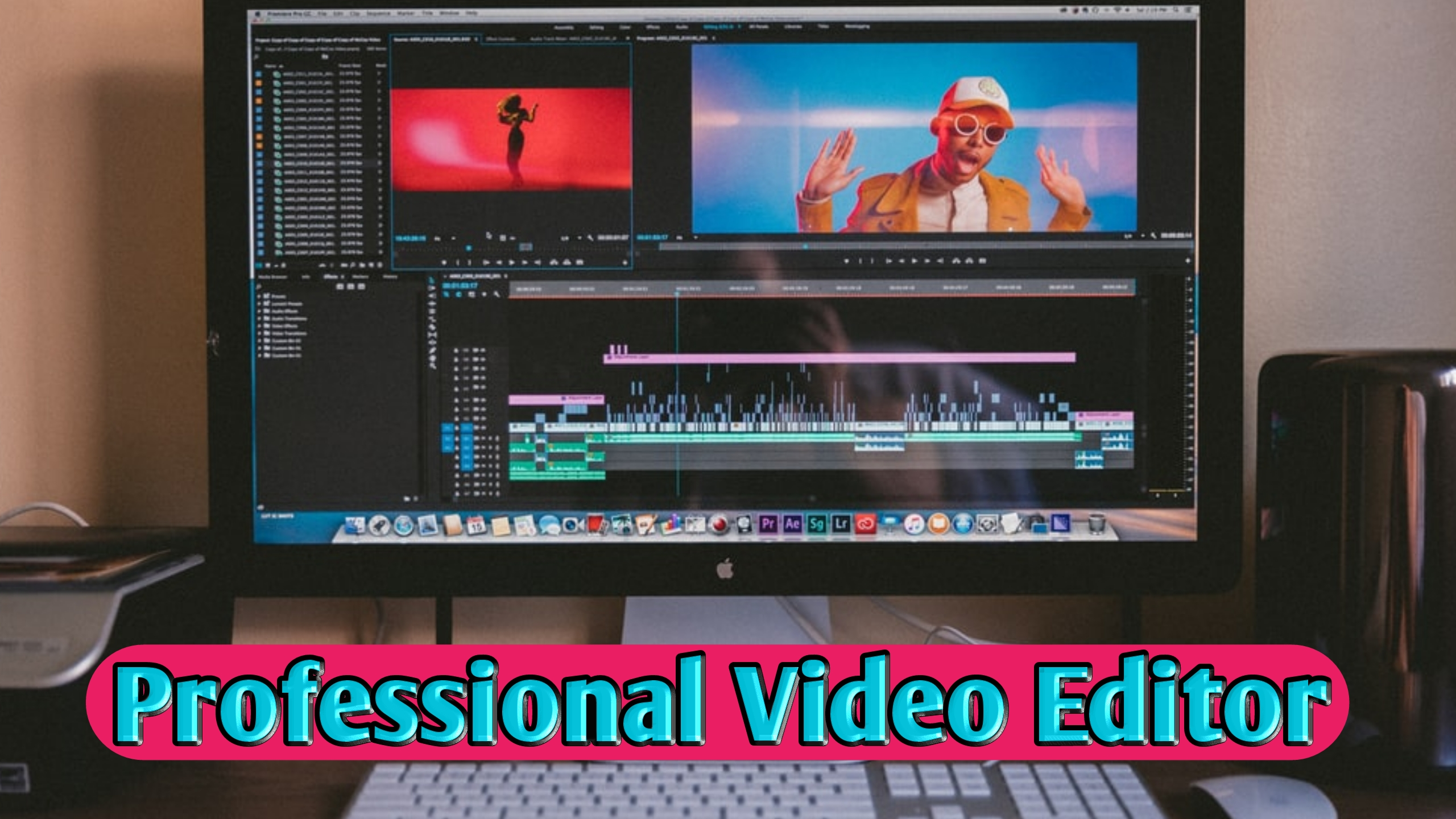 Professional Video Editor And Motion Grapher