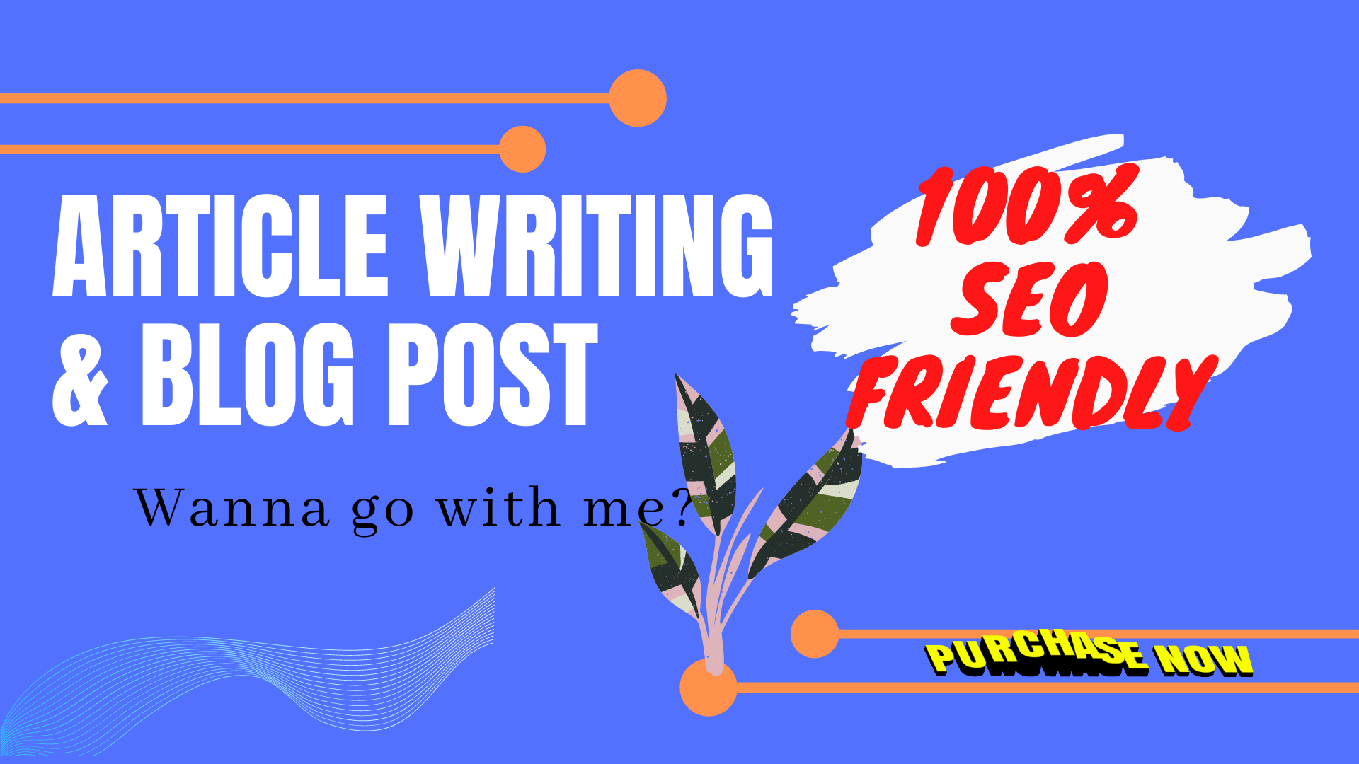 I will write any type of 500 words SEO friendly article with quality assurance