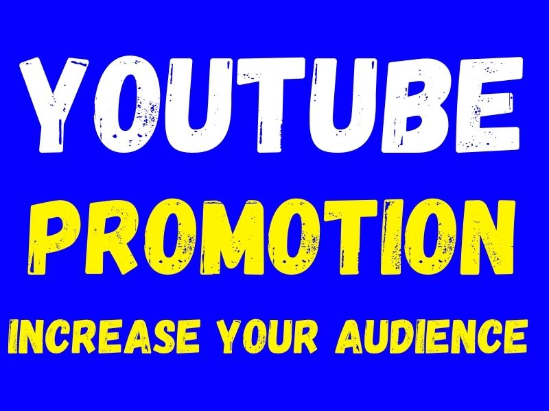 Natural YouTube Promotion High Quality with extra bonus