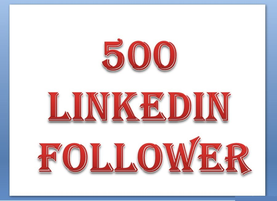 i will do organic linkedin follower and b2b lead generation for your business