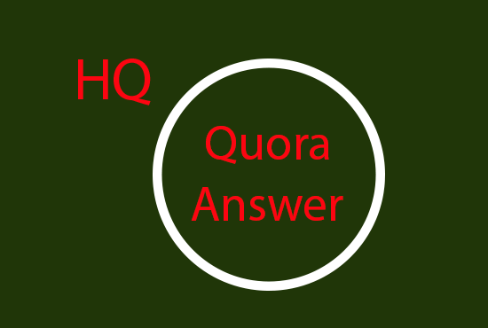 Promote Your Business with 54+ High Quality Quora Answer