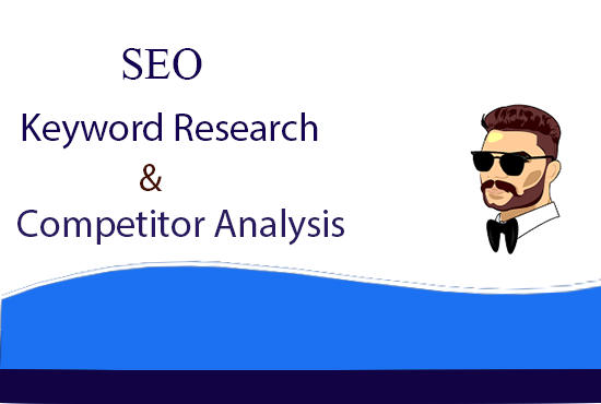 I will provide 100 Profitable keywords and 2 competitor analysis