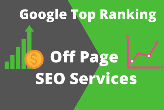Off page SEO backlinks and google top ranking in 15 days