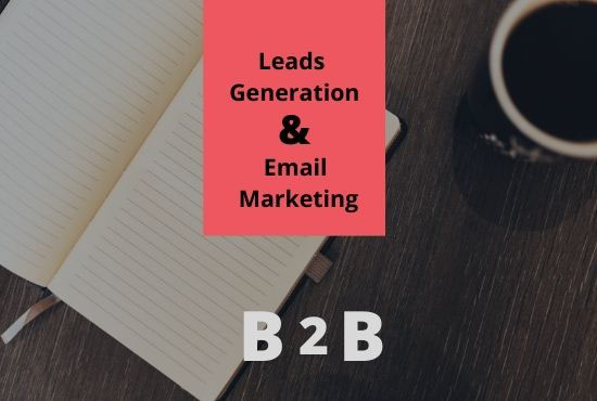 I will provide 100 leads,  leads generation for you