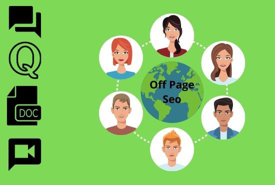 I will do fortnightly off page SEO service to rank your website