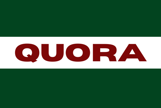 I will Provide 8 High Quality Quora Answer for Your Website backlink