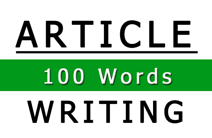 I will write 100 unique words article/content that is SEO optimized