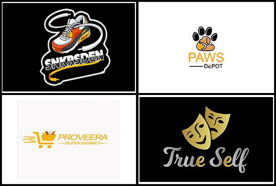 I will do luxurious Logo Design,  Brandmark