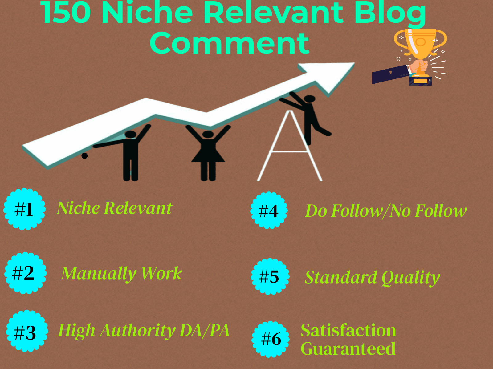 I Will Create 150 Blog Comment