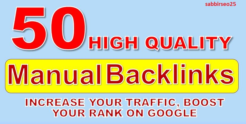 I will provide 50 USA High quality profile backlinks for google top ranking your website