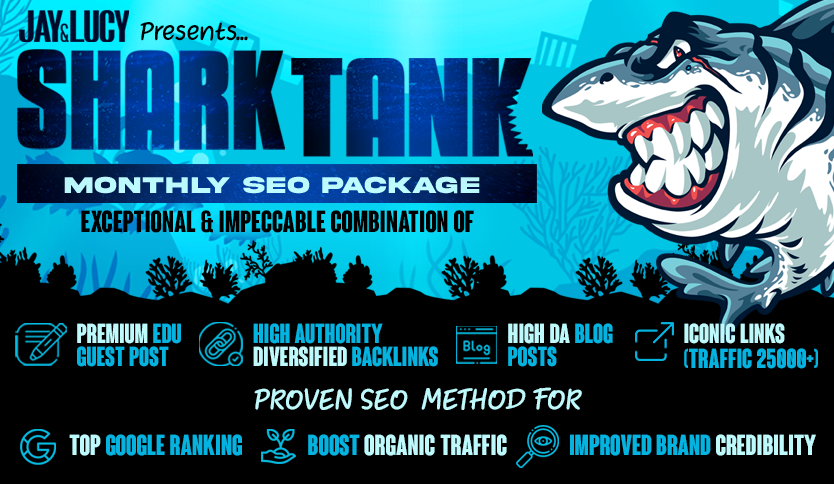 COMPLETE MONTHLY SEO FOR TOP GOOGLE RANKING
