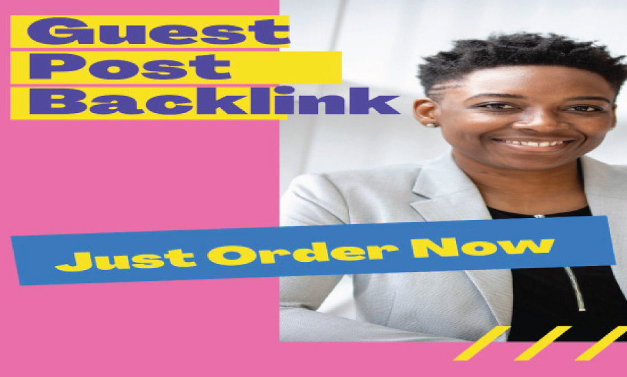 Provide 5 Guest Posts With Permanent Backlinks On High Quality Websites DA80+