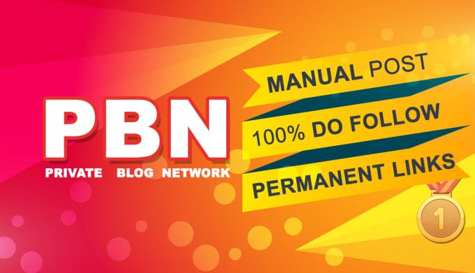 i will build 30 high da pa tf cf unique domain homepage pbn backlinks