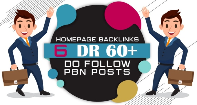I will build 10 manual high dr 60 plus homepage pbn dofollow contextual backlinks